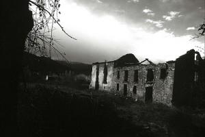 Navasfrias - Navasfrías y pueblos de los alrededores sufren la despoblación.