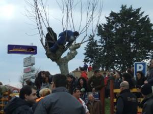 carnaval 2011 navasfrias está presente