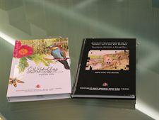libros fauna y flora rebollar, navasfrías