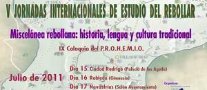 Navasfrias - Ciudad Rodrigo, Robleda y Navasfrías acogerán entre los días 15 y 17 las V Jornadas de Estudio de El Rebollar