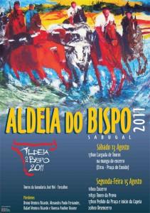 Navasfrias - FIESTAS DE  ALDEIA DO BISPO 2011